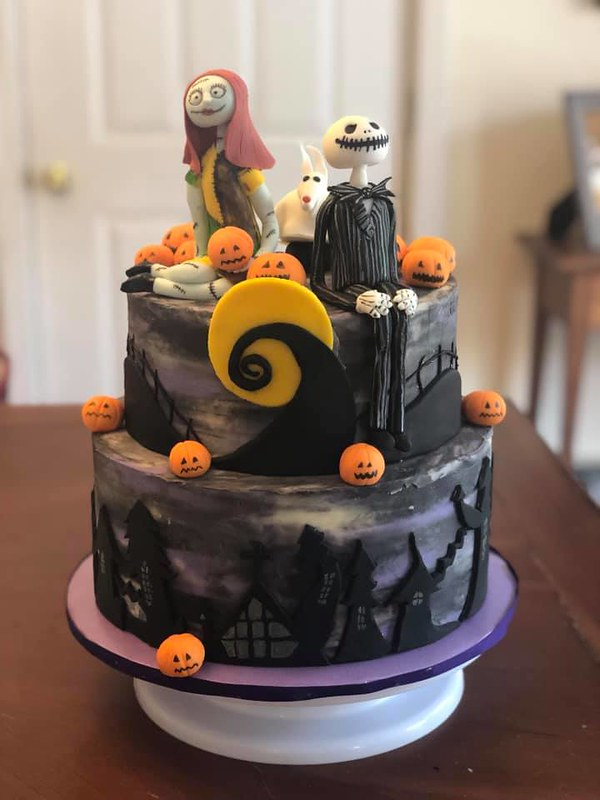 Cake from Sugar Momma's Desserts by Dani