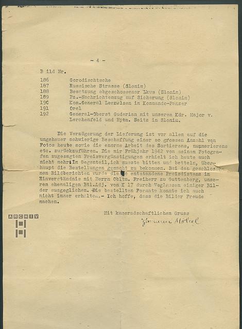 ArchivTappen23AAl2i447 Meine Dienstzeit, Rußlandfeldzug, WWII, 1939-1945