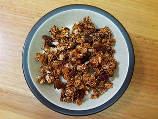 Stove Top Granola
