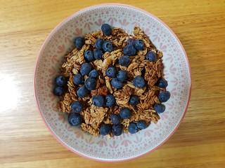 Chai-Spiced Almond Granola