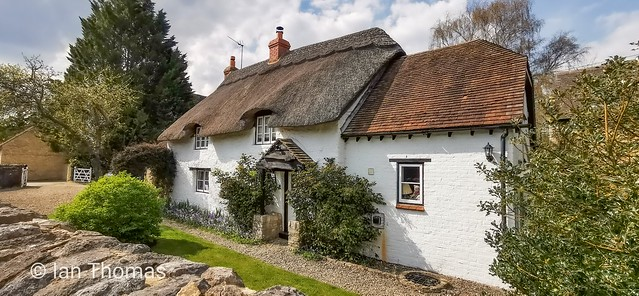 Picturesque Cottage Oxfordshire