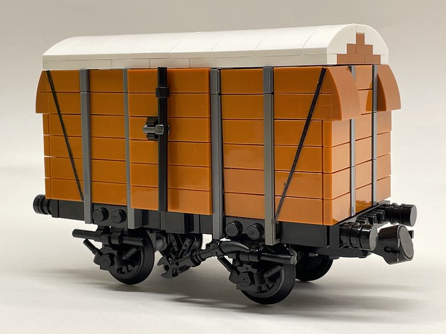 Lego SR 12-ton ventilated van