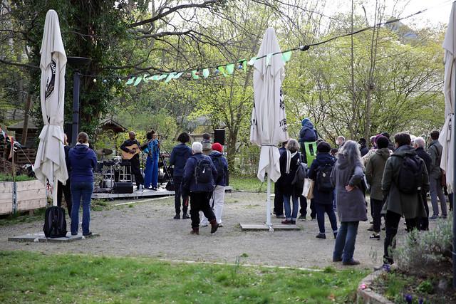 Benennung der Lucy-Lameck-Straße in Neukölln, 23. April 2021