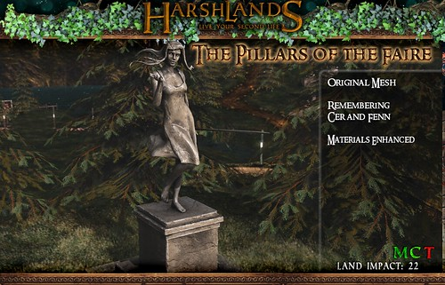 The Pillars of the Faire - Out now at Fantasy Faire!
