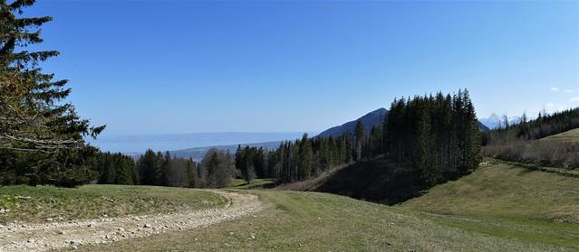 04.24.21.Panorama depuis « Les Chalets de Trécout » (France)