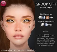 VIP Group Gift April 2021