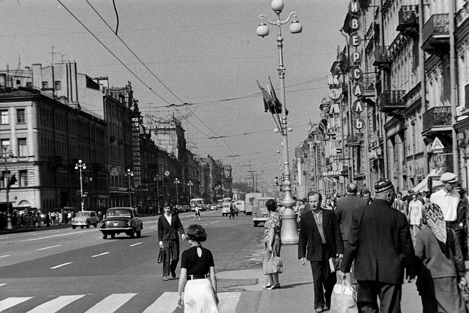1970. Ленинград. Невский проспект (2)
