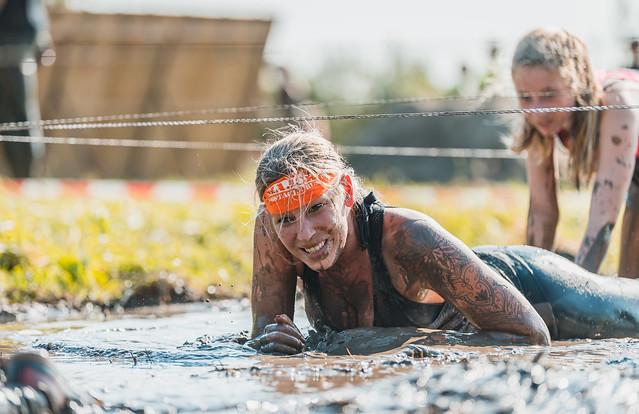 Muddy endeavour.