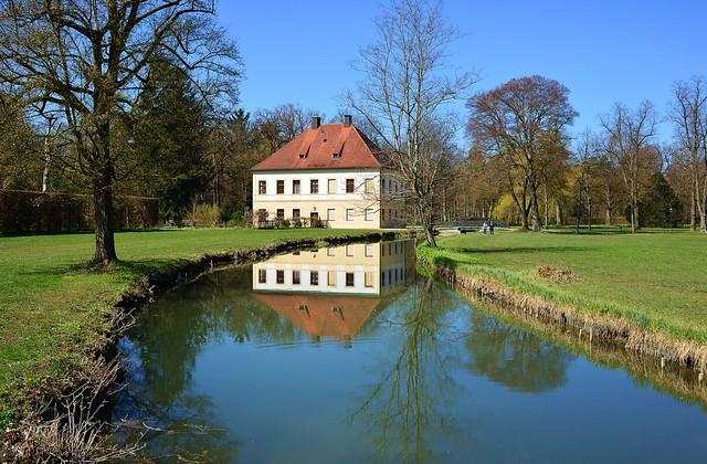 Oberschleißheim - Pavillion