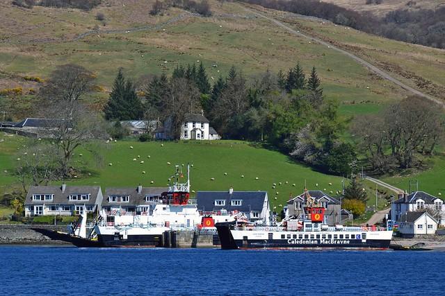 Loch Dunvegan & Loch Riddon