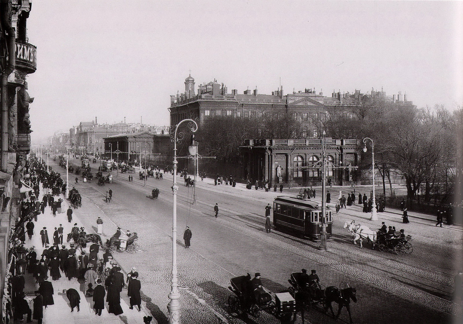 1908. Невский проспект1