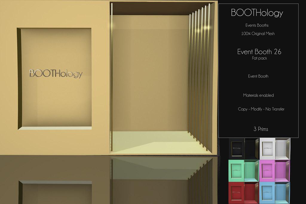 Bothology - Event Booth 26 AD - Glamazon