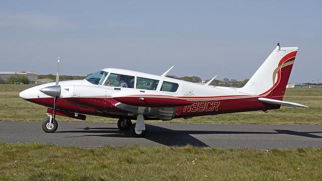 N39CR Piper PA-39-160