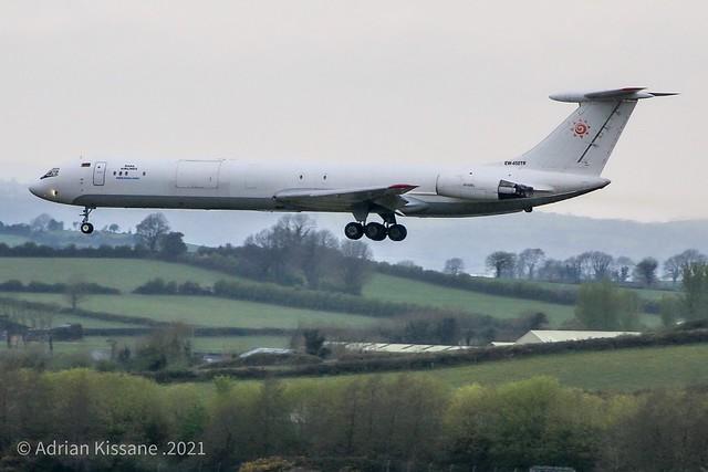 RADA AIRLINES IL-62 EW-450TR