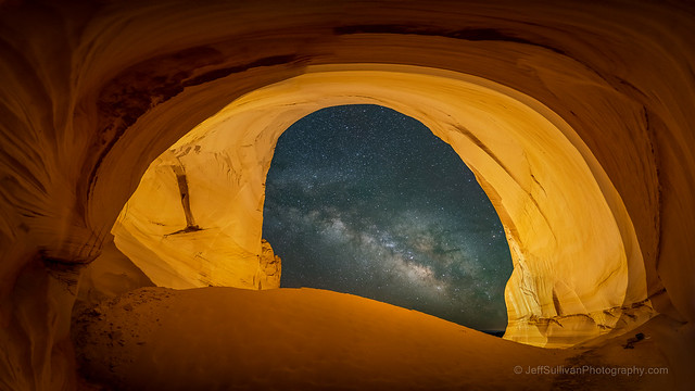 Eye On the Milky Way