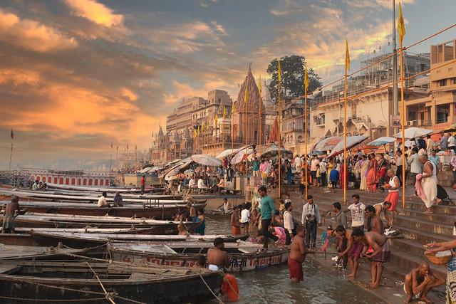 Spirit of Varanasi.. 2017