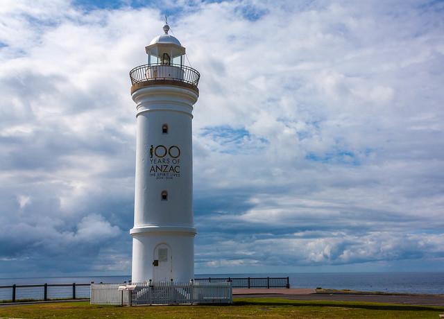 Kiama Lighthouse. Lest we forget.