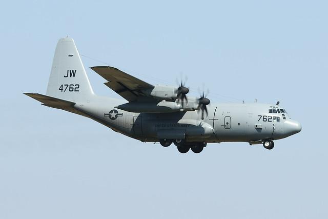 US NAVY C-130 164762 'JW 4762'