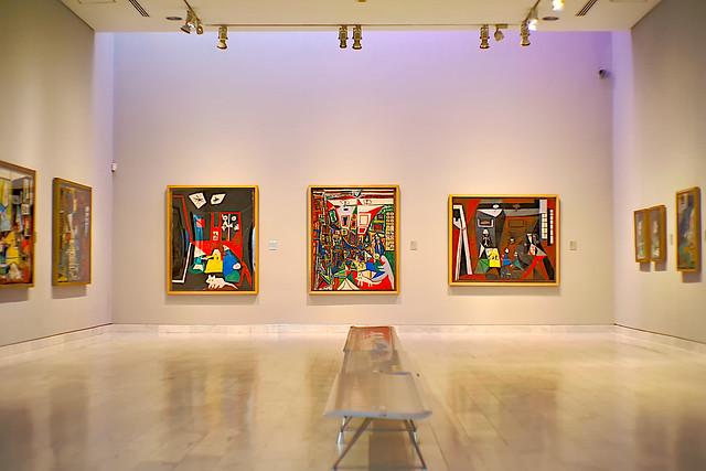 Al Museu Picasso