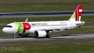 TAP A320-251N msn 10471 CS-TVJ