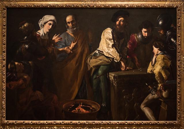 The Denial of St. Peter - Tournier