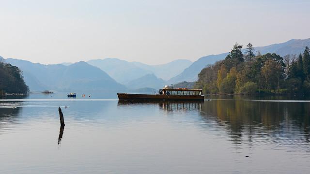 Explore Derwent Water