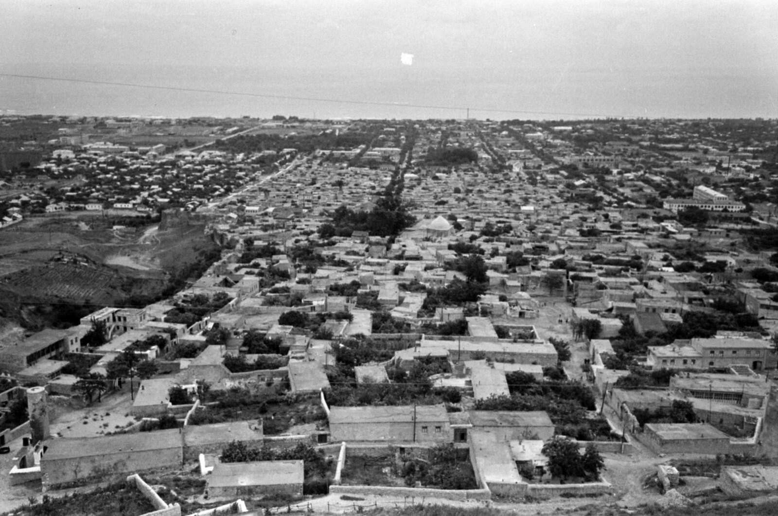 1967. Дербент
