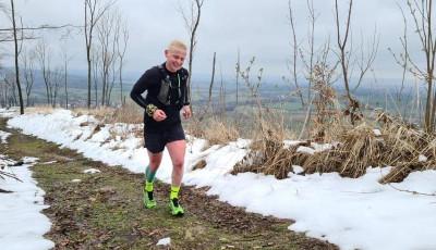 Tomáš Štverák to dokázal. Okolo okresu Vsetín uběhl 208 kilometrů