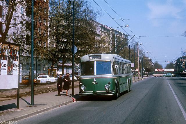 Filobus Milanese