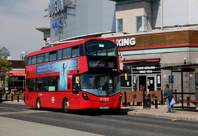 Arriva London - HV238 - LK66GCF