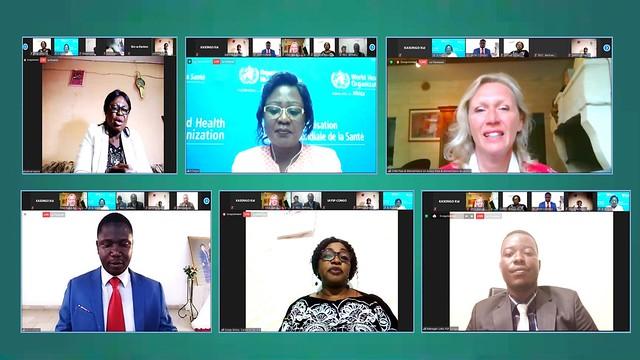 Congo Brazzaville-2021-04-02-YSP-Congo Discusses the Future of Female Leadership