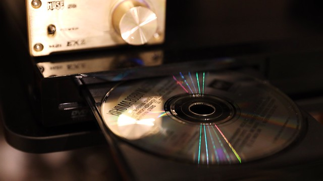 Compact Disk.