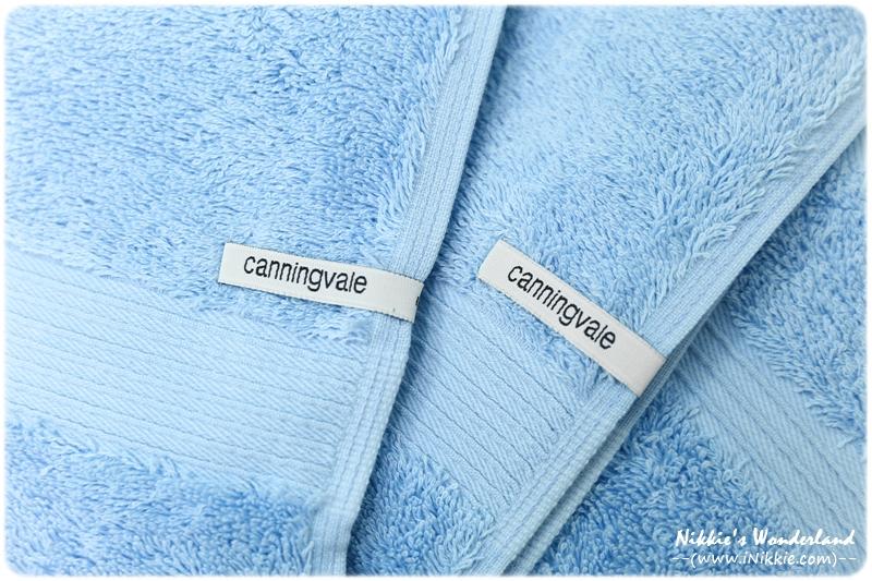 澳洲Canningvale 埃及棉 毛巾組