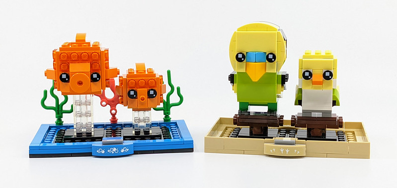 LEGO BrickHeadz Pets Wave 2