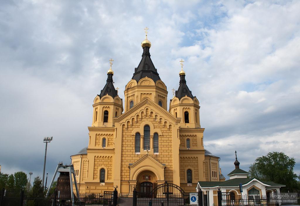 Нижний Новгород собор