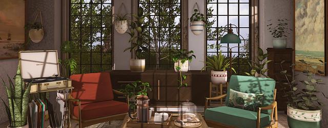 60's room living