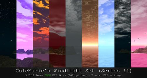 Windlight Series #1