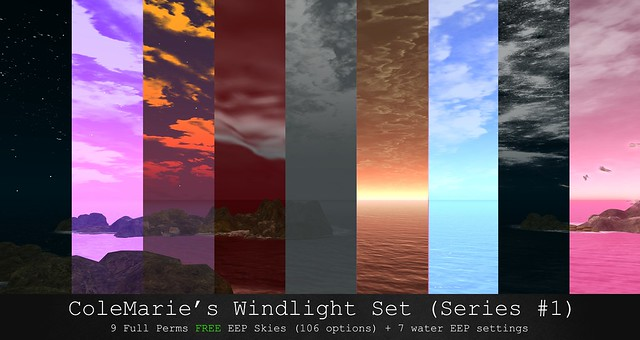 Windlight Series #1