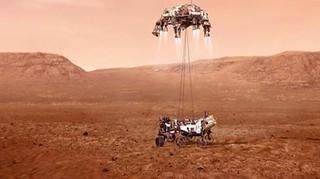 Si parte per Marte