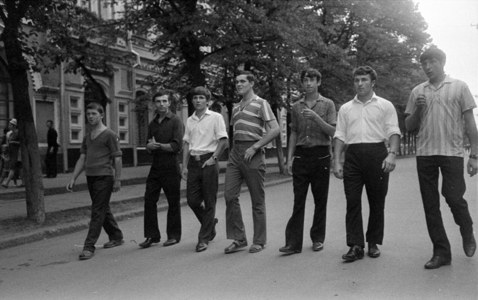 1968. Кировоград. Улица Ленина, дом 7