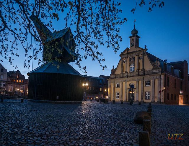 Ein Abend in Lüneburg