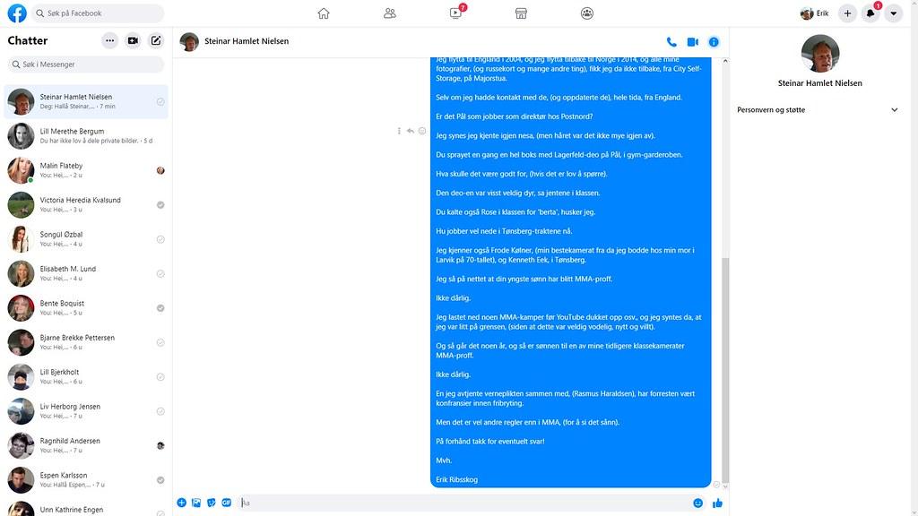 steinar nielsen facebook 3