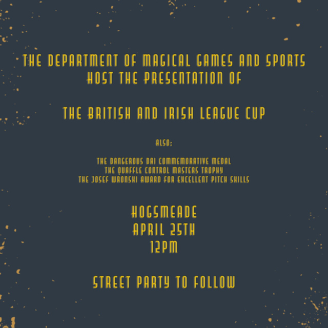 The British and Irish League Cup
