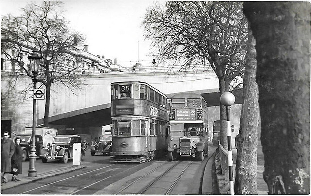 LT tram No. 132 & bus No. RTL1088