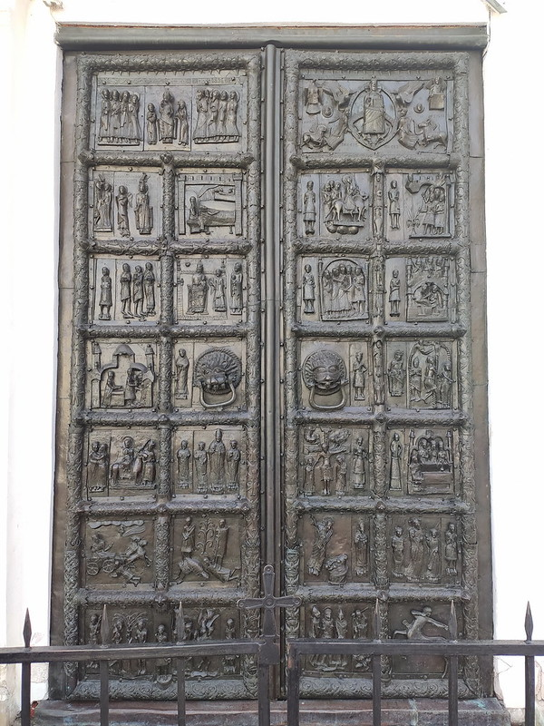 Великий Новгород - Новгородский кремль (Детинец) - Магдебургские врата