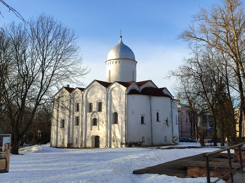На Новгородской земле