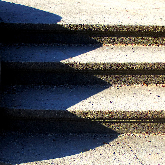 Steps with Shadows