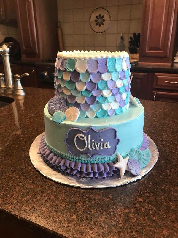 Cake by Gracie Rose Baking Co.