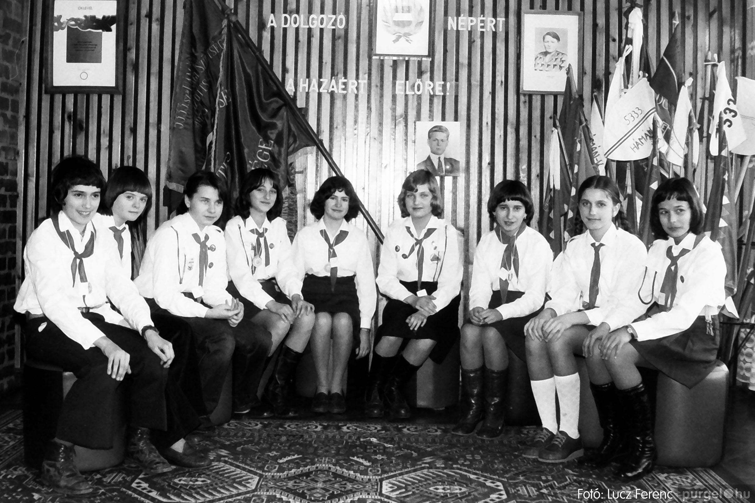 102. 1978. Szaktárgyi verseny a központi iskolában 020. - Fotó: Lucz Ferenc.jpg