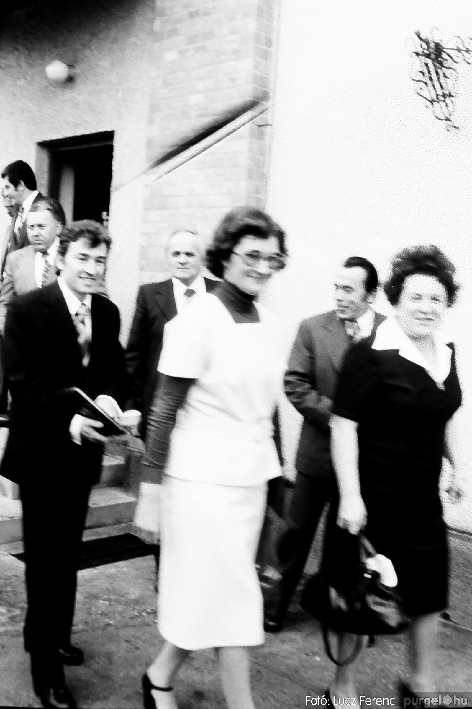 107. 1978. A KTSZ mérlegzáró közgyűlése 013. - Fotó: Lucz Ferenc.jpg